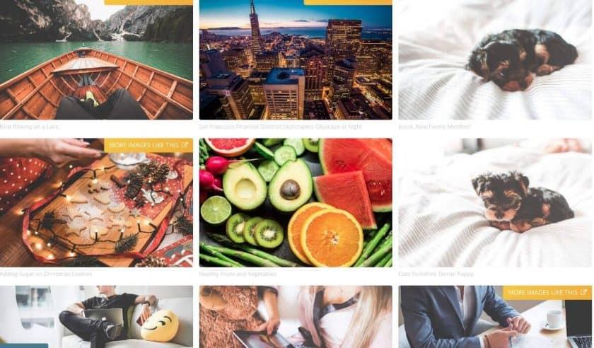 PicJumbo Screenshot > The 27+ Best Free Stock Photo Sites in [wpsm_custom_meta type=date field=year]!