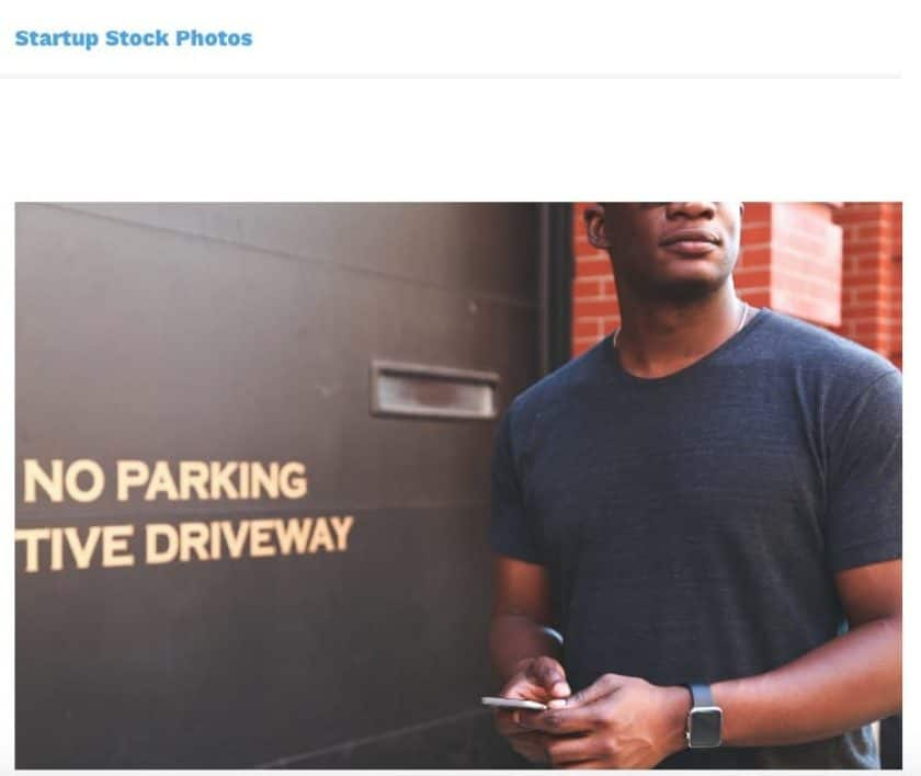 Startup Stock Photos Screenshot > The 27+ Best Free Stock Photo Sites in 2020!