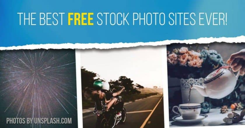 the best free stock photo sites > The 27+ Best Free Stock Photo Sites in 2020!