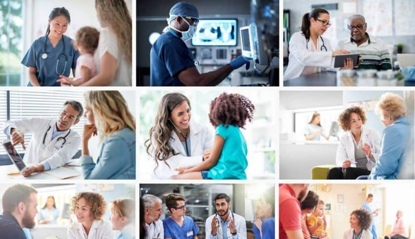 Preview of Getty Images Medical Stock Photos