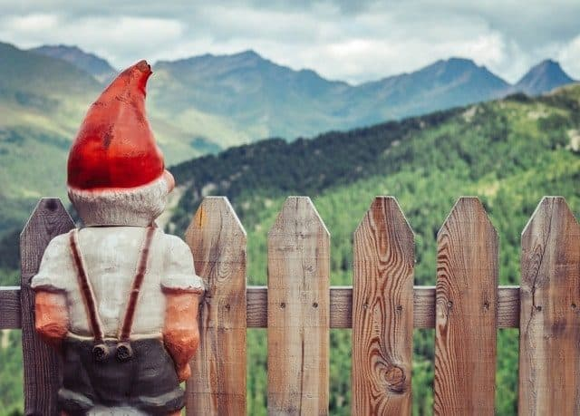 Nature Landscape Perspective Gnome Mountains