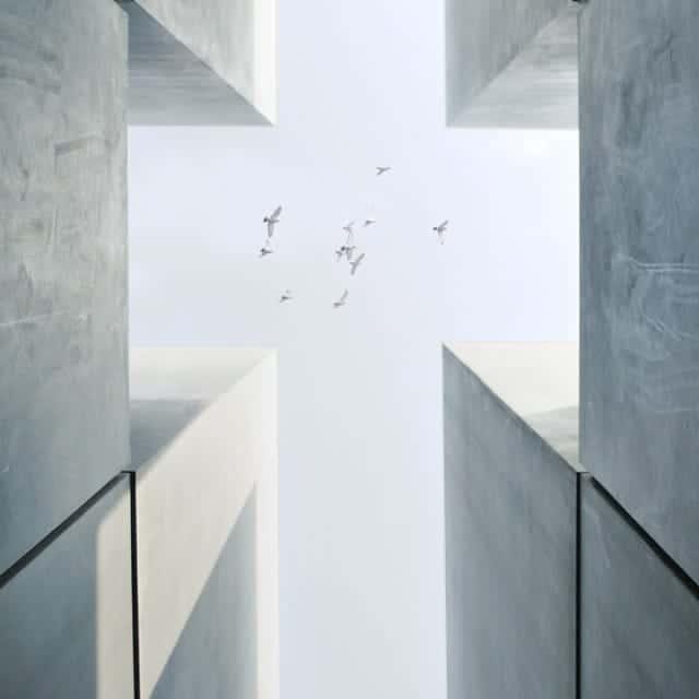 Faith Spirituality Concept Architecture Sky Birds