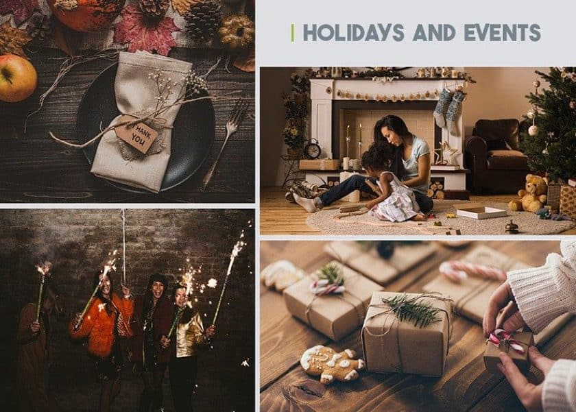 authentic stock photography holidays and events > Depositphotos Celebrates 100 Million Files Milestone and Shares Trendy Insights