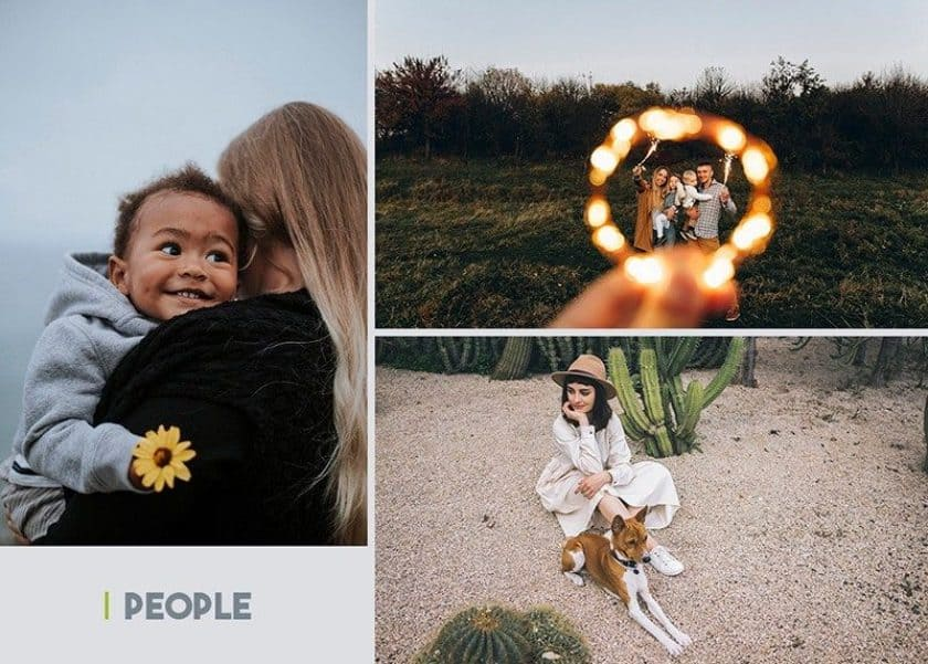 authentic stock photography people > Depositphotos Celebrates 100 Million Files Milestone and Shares Trendy Insights