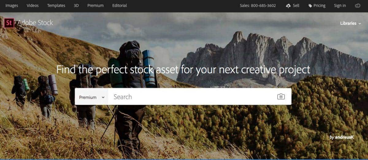 Adobe Stock Homepage > Brianna Wettlaufer is Adobe Stock's New Head of Content