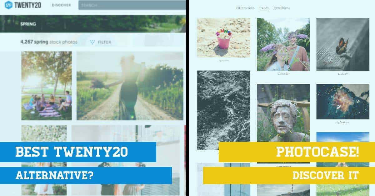 Twenty20 Alternative Photocase Header > The Best Twenty20 Alternative? Photocase!