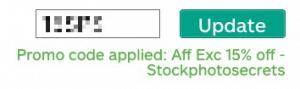 iStock Code Applied