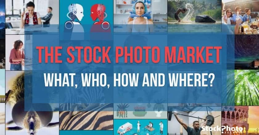 stockphoto market > The Stock Photo Market: What, Who, How and Where of Stock Photos in [wpsm_custom_meta type=date field=year]