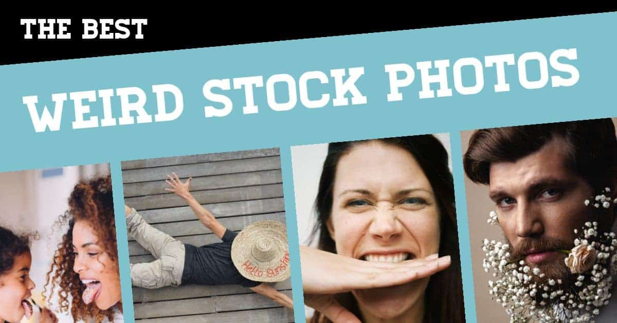 Weird Stock Photos Header > The Best Weird Stock Photos and Where to Find Them