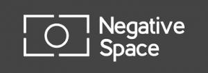 Logo Negative space