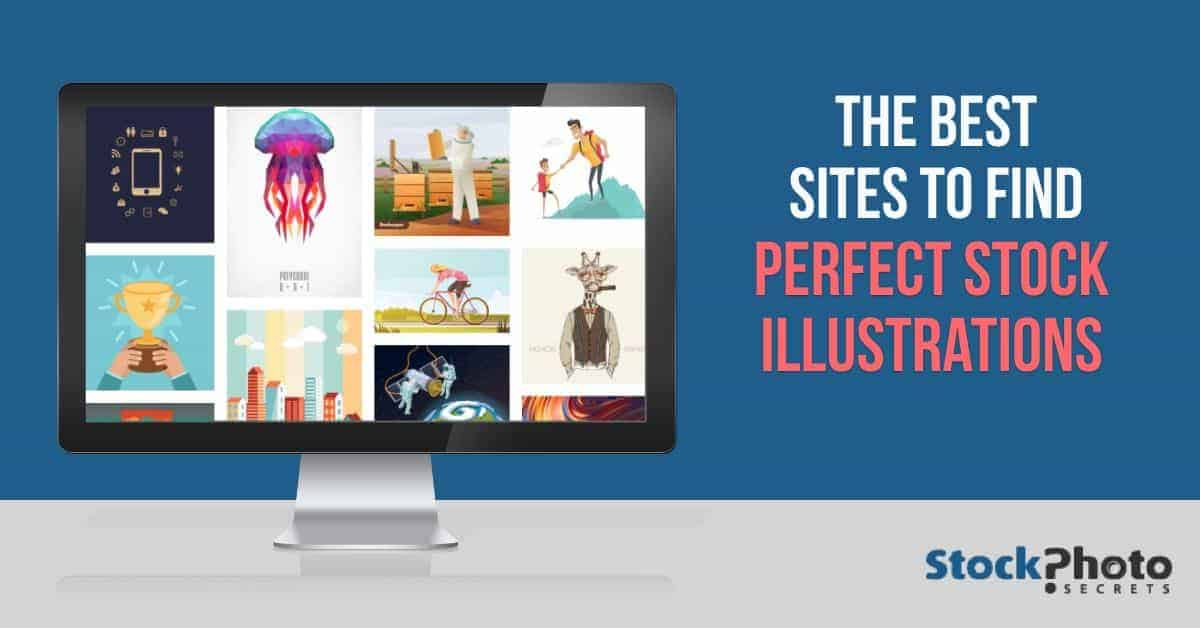 the best sites to find stock illustrations > Top 14 Sites for Stock Illustrations with Free and Premium Options