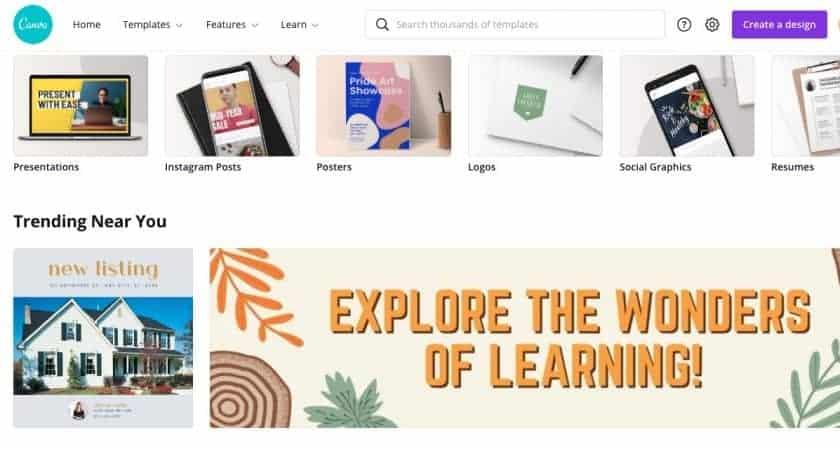 Canva Design Templates > How to buy a company logo