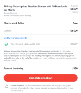 free trial > How to Get 10 Free Images with the Shutterstock Free Trial Today!