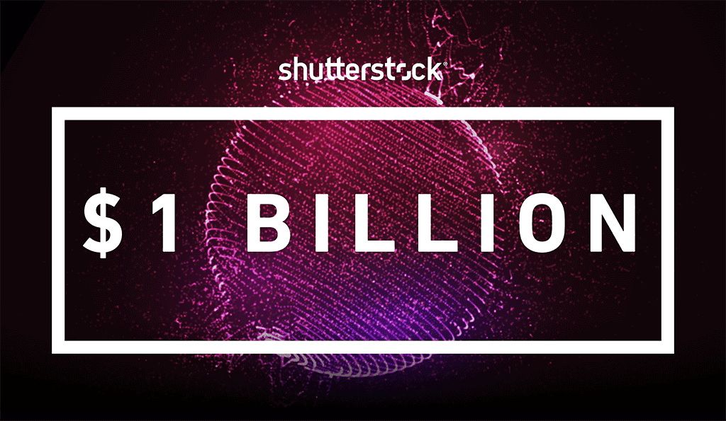 Shutterstock has Paid  Billion in Photographer Earnings!