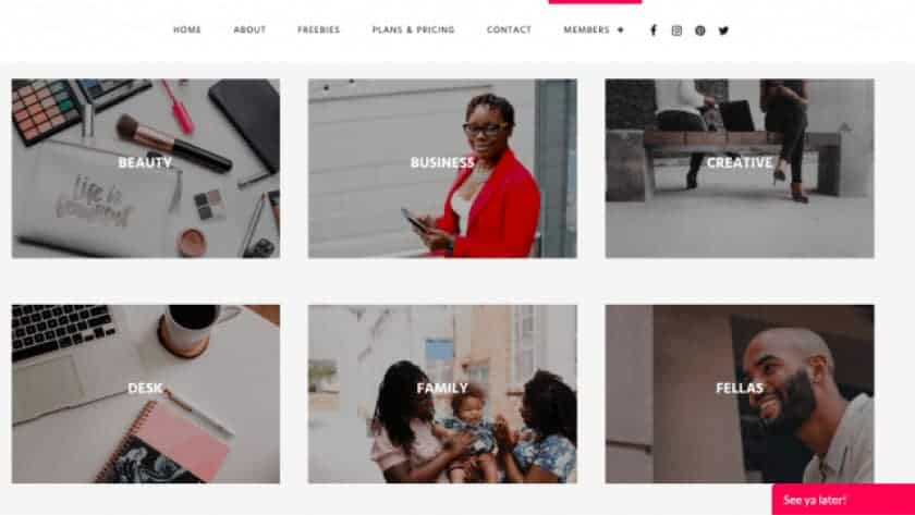 CreateHER Stock Galleries > Styled Stock Photography to Raise Up your Women-Targeted Marketing