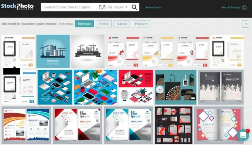 SPS Stationery Design Screenshot > The Secrets of Stationery Design for Business That You Must Know Today