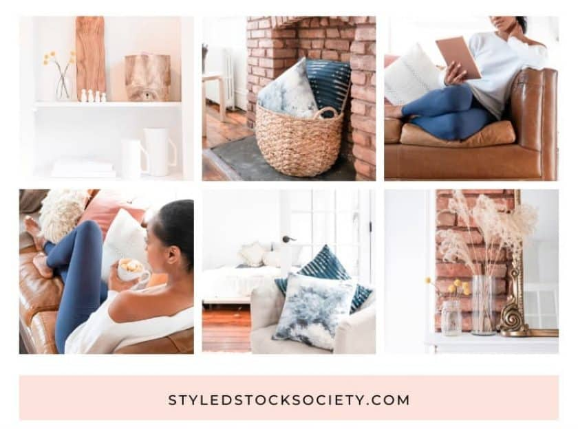 Styled Stock Society Screenshot > Styled Stock Photography to Raise Up your Women-Targeted Marketing