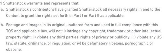 Shutterstock License 5 > The Shutterstock License Explained: Do's and Don'ts of Shutterstock Images