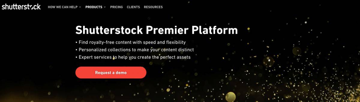 shutterstock premier header 1 > The In's and Out's of the Shutterstock Premier Platform