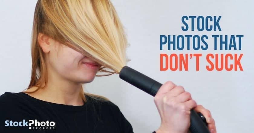 stock photos that do not suck > Marketing Pro-Tip: Use Stock Photos That Don't Suck