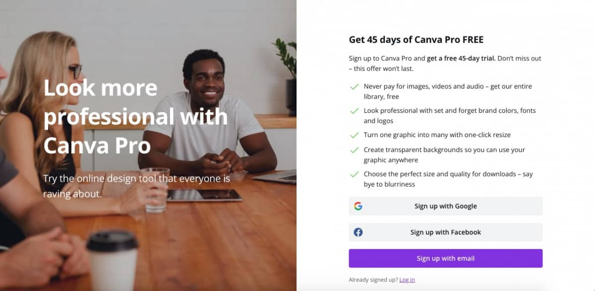 Canva Pro Free Trial 45 Days Temporary Header > Canva Pro Pricing Analyzed: Is Canva Pro Worth It? Find Out!