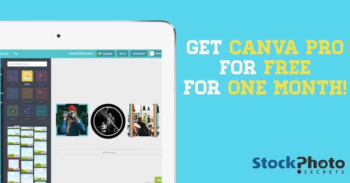 Canva Pro Free Trial Header > Awesome Canva Free Trial! Here's How to Get Canva Pro Free For One Month