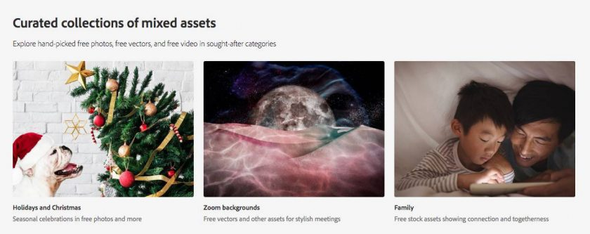 Adobe Stock Free Assets Mixed Collections > Adobe Stock Launches Artist Development Fund & Thousands of Free Assets Focused on Diversity