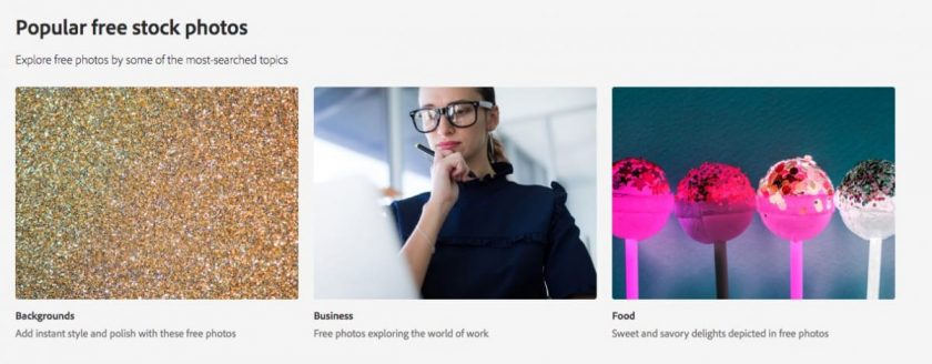 Adobe Stock Free Assets Photos > Adobe Stock Launches Artist Development Fund & Thousands of Free Assets Focused on Diversity