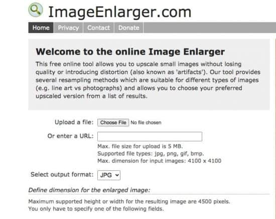 Image Enlarger > Top 10 Best Image Upscaler Tools for Creatives