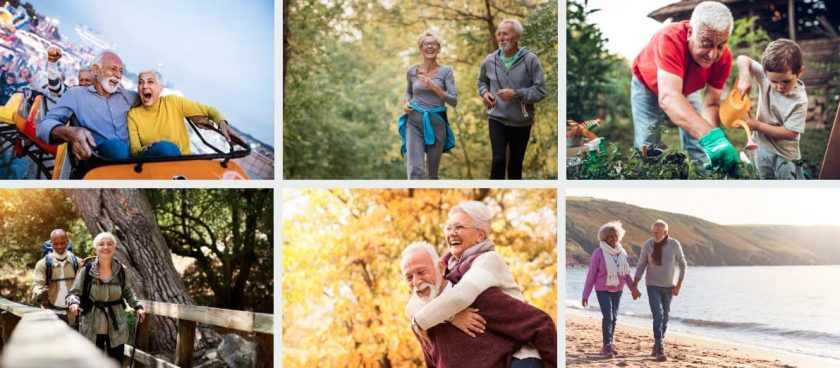 iStock Senior Photos > Okay, Boomer! Modern Senior Stock Photos in Focus
