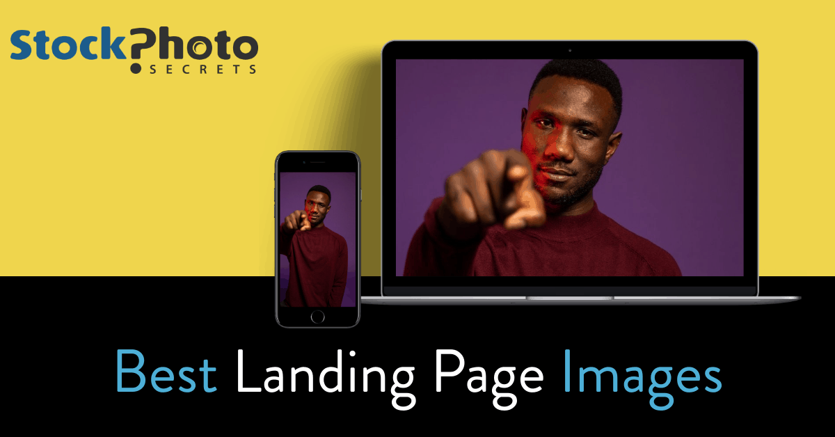 Images for Landing Pages Header > All Secrets of the Best Images for Landing Pages