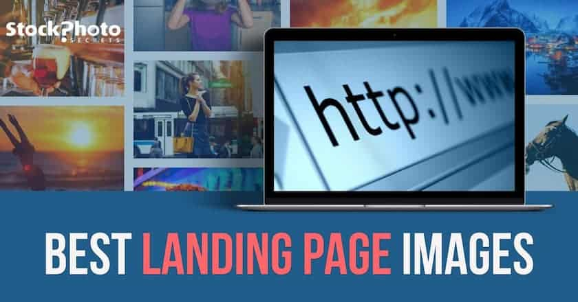 best landing page images > All Secrets of the Best Images for Landing Pages