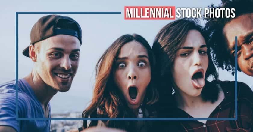 millennial stockphotos > 8 Visual Clues for Millennial Stock Photos
