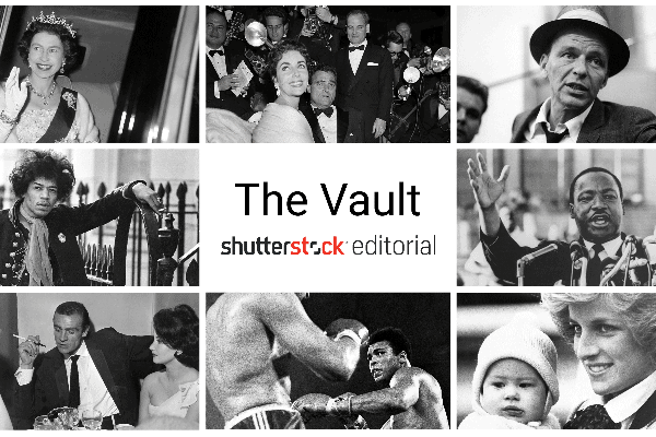 TheVault V2 PressandMedia > Shutterstock Opens The Vault - A First-Class Historical Stock Photo Collection