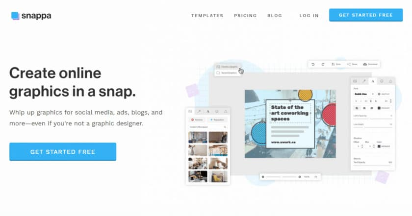 Snappa1 > The Best Free Graphic Design Software Tools in [wpsm_custom_meta type=date field=year]