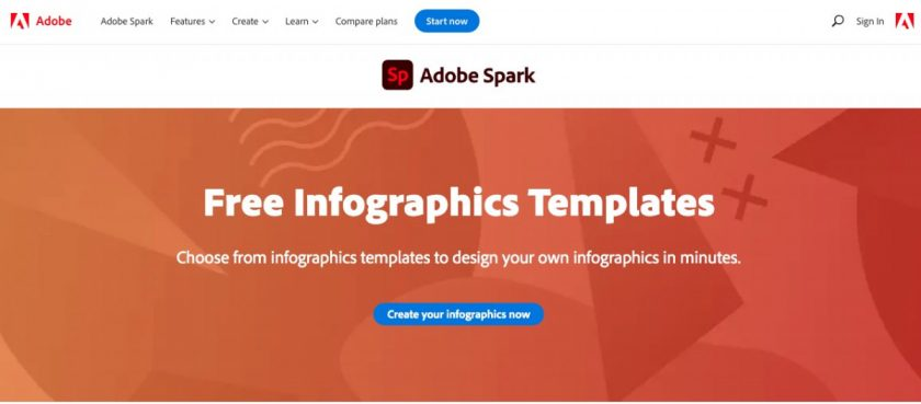 adobe spark infographics > Best Stock Infographics for Marketing - Full Resource List