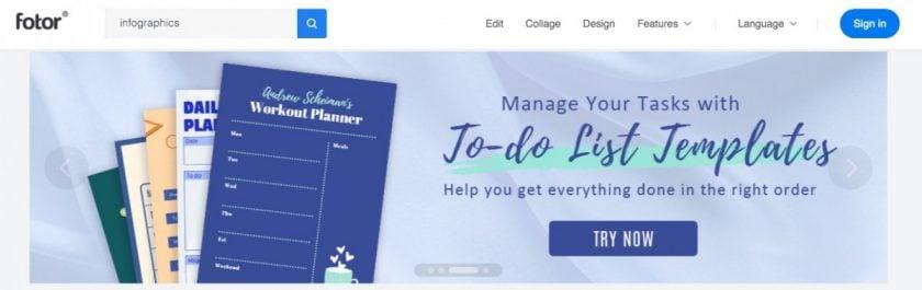 fotor infographics > Best Stock Infographics for Marketing - Full Resource List