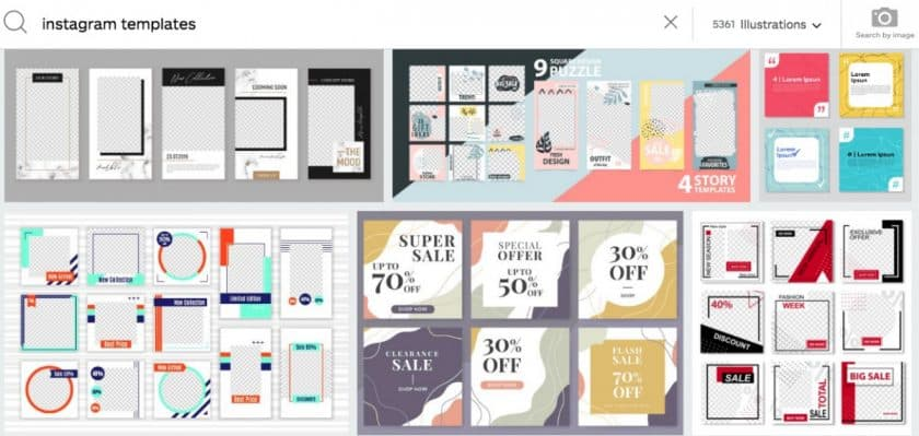istock social media templates > The Secret of Cool Social Media Graphics (Quick, Easy, and Dirty Cheap)