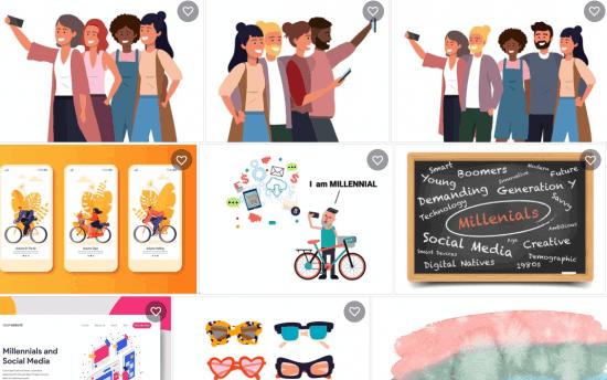 www.shutterstock.com stock illustrations millennials