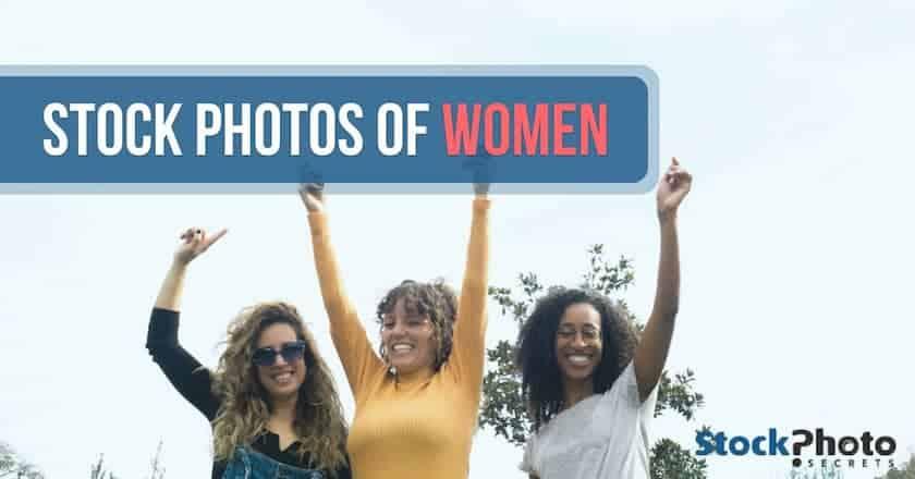 stock photos of women > 6 Sites with Trendy Stock Photos of Women