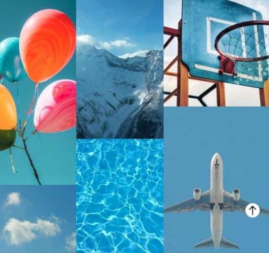 Color trends 2021 blue > The Stock Photo Color Trends Report by Everypixel