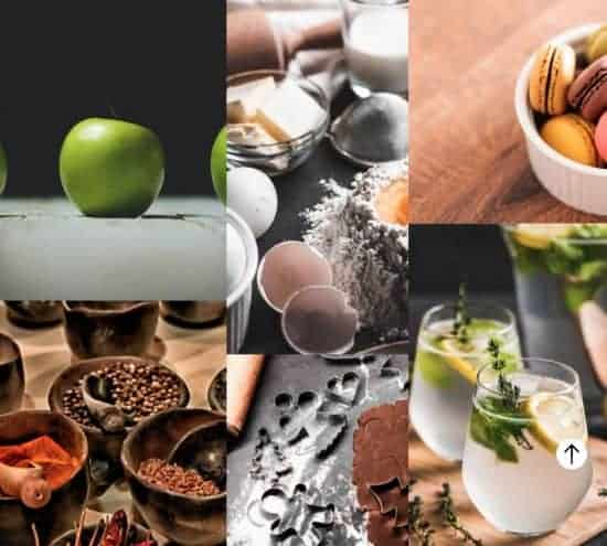 Color trends 2021 food > The Stock Photo Color Trends Report by Everypixel