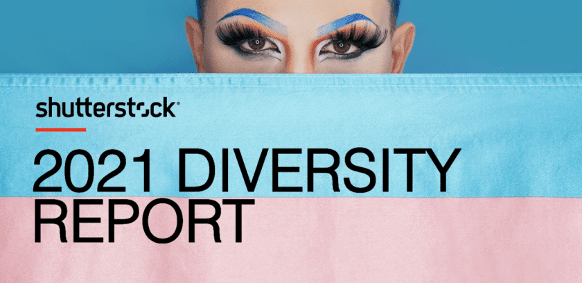 Shutterstocks 2021 Diversity Report > Shutterstock 2021 Diversity Report: Social Movements and Lockdown Effects on Visual Content