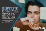 102 Expert Tips to Create Visual Content with Stock Images