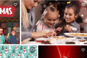 12 Days of Giveaways – Day 3: Free Christmas Images