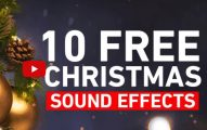 12 Days of Giveaways – Day 6: Free Christmas Sound Effects