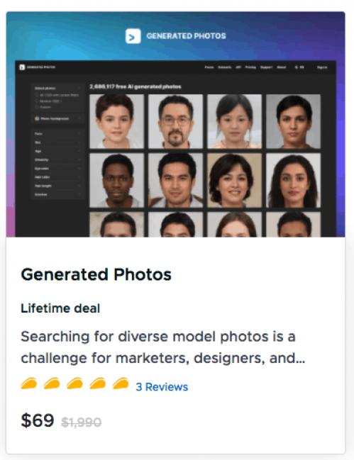 Generated Photos