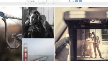 Coversplash – Beautiful, Social Websites for Photographers with Webshop System