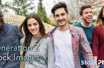 6 Proven Tricks for Generation Z Stock Images