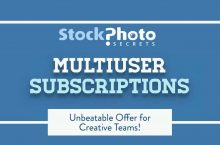New Stock Photo Secrets' Multiuser Subscriptions: an Unbeatable Offer for Teams!